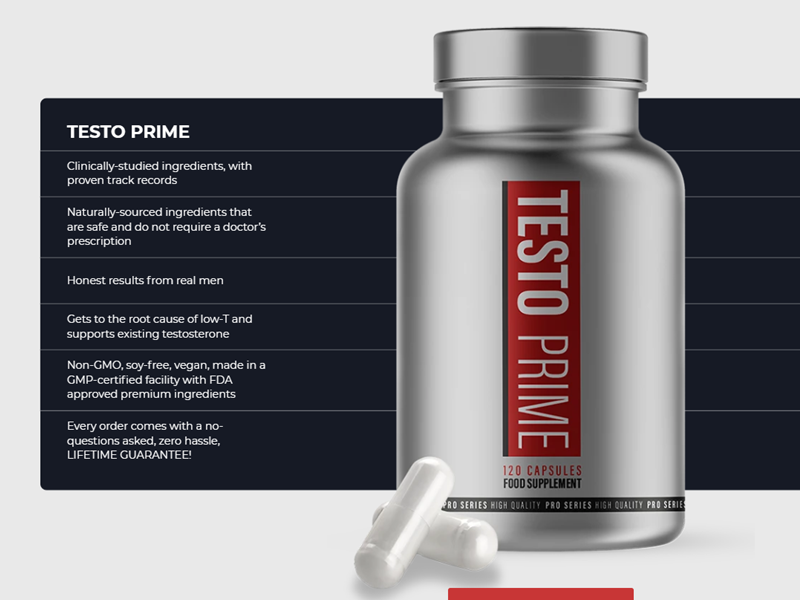 Does Testoprime supplements really work?
