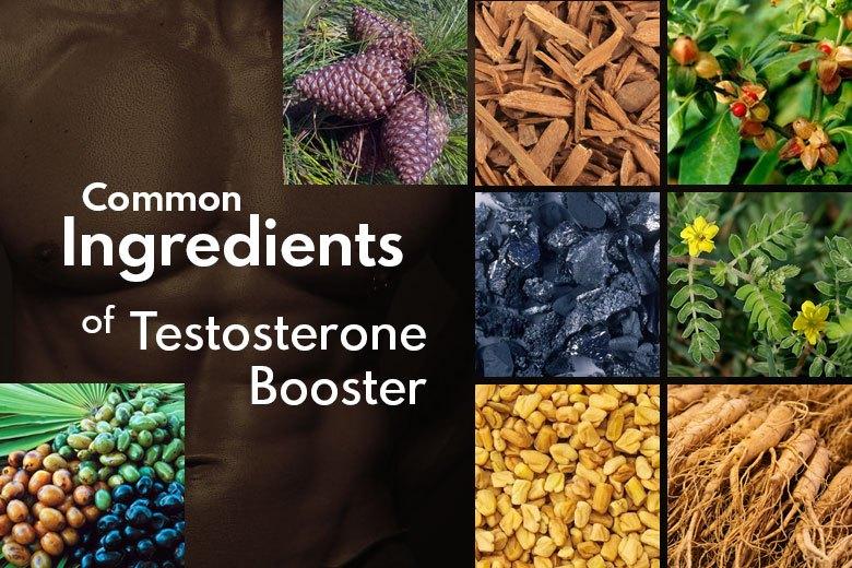 ingredients of best testosterones booster