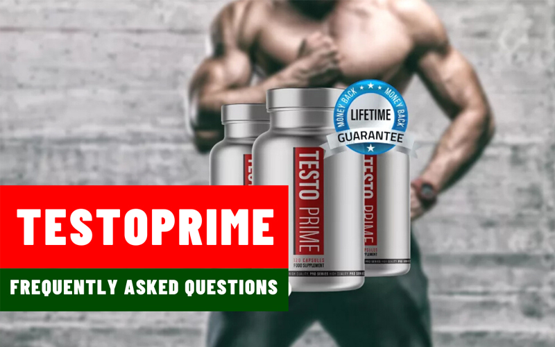 TestoPrime Frequently Asked Questions